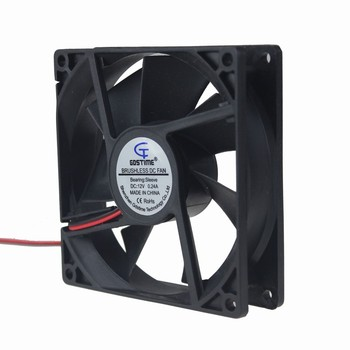 1buc Gdstime Brushless DC Răcire Cooler Ventilator 9025S 92mm x 25mm 92mm 9225 12V 2Pin