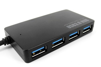 HUB USB 3.0 Linie de mașină de la 1 la 4, interfata hub USB de Mare viteză interfață 3 Port USB3.0 pentru Windows XP/Vista/7/8/10 MAC